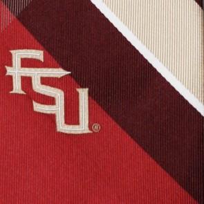 Florida State FSU Noles Grid Necktie