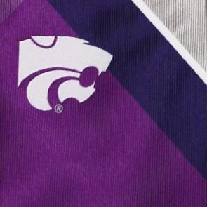 Kansas State Grid Necktie