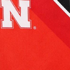 Nebraska Cornhuskers Grid Necktie
