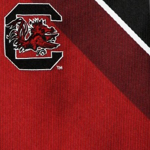 South Carolina Gamecocks Grid Necktie