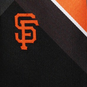 MLB San Francisco Giants Grid Necktie