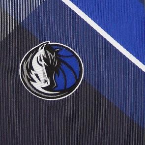 NBA Dallas Mavericks Grid Necktie