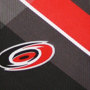 NHL Carolina Hurricanes Grid Necktie
