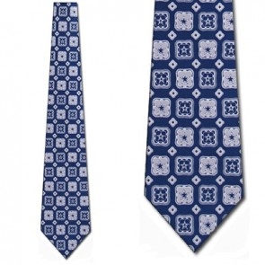 NFL Dallas Cowboys Medallion Necktie