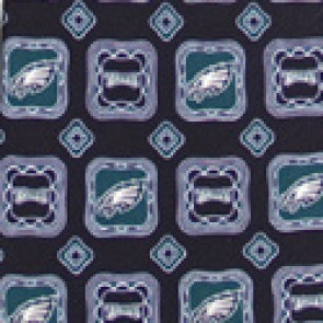 NFL Philadelphia Eagles Medallion Necktie