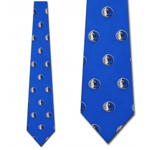 NBA Dallas Mavericks Prep Necktie