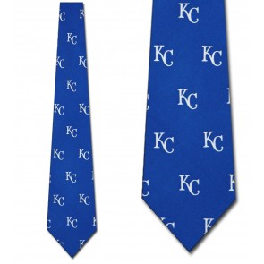 MLB Kansas City Royals Prep Necktie