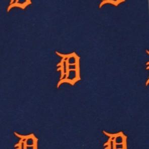 MLB Detroit Tigers Prep Necktie
