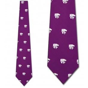 Kansas State Prep Necktie