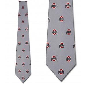 Ohio State Buckeyes Prep Necktie