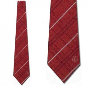MLB Boston Red Sox Oxford Necktie