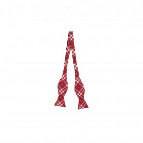 Georgia Bulldogs Self Tie Bow Tie