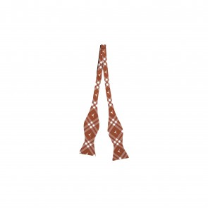 Texas Longhorns Self Tie Bow Tie