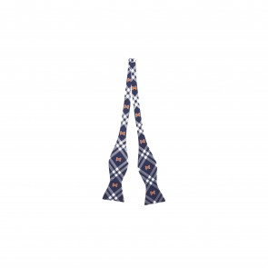 Illinois Fighting Illini Self Tie Bow Tie
