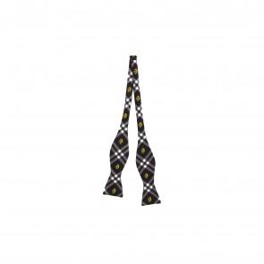 Iowa Hawkeyes Self Tie Bow Tie