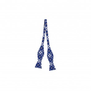 Kansas Jayhawks Self Tie Bow Tie