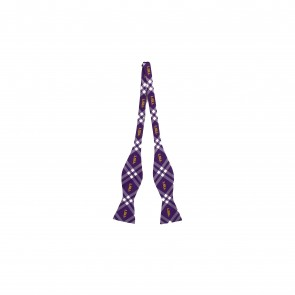 LSU Tigers Self Tie Bow Tie