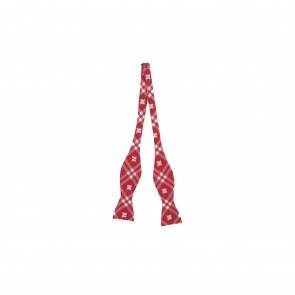 Nebraska Cornhuskers Self Tie Bow Tie