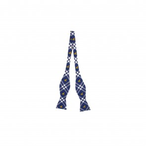 West Virginia Mountaineers Self Tie Bow Tie