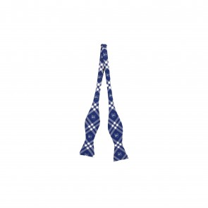 Duke Blue Devils Self Tie Bow Tie