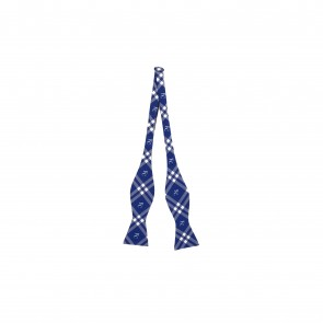 Kansas City Royals Self Tie Bow Tie