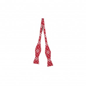 Red Wings Self Tie Bow Tie
