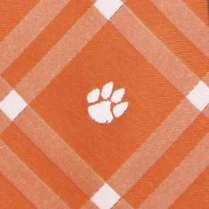 Clemson Tigers Rhodes Necktie