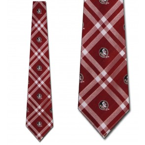Florida State University Rhodes Necktie