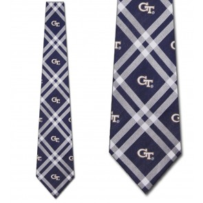 Georgia Tech Yellow Jackets- Rhodes Necktie