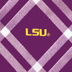 Louisiana State University Rhodes Necktie