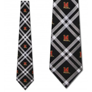 Maryland University Rhodes Necktie
