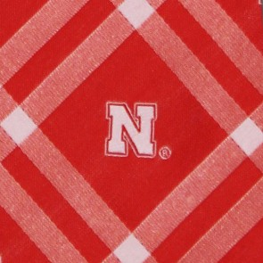 Nebraska Cornhuskers Rhodes Necktie