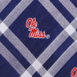 Ole Miss Rebels Rhodes Necktie