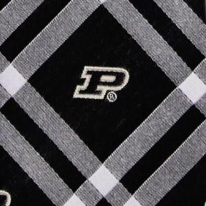 Purdue University Rhodes Necktie
