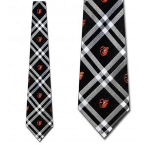 MLB Baltimore Orioles Rhodes Necktie