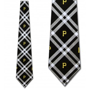 MLB Pittsburgh Pirates Rhodes Necktie