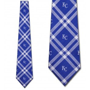 MLB Kansas City Royals Rhodes Necktie