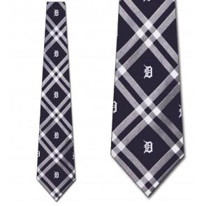 MLB Detroit Tigers Rhodes Tie Necktie