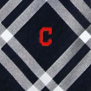 MLB Cleveland Indians Rhodes Necktie