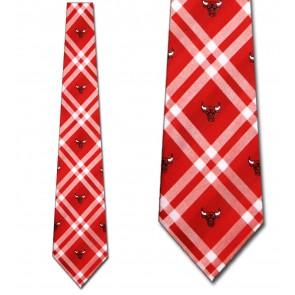 Chicago Bulls Rhodes Tie Necktie