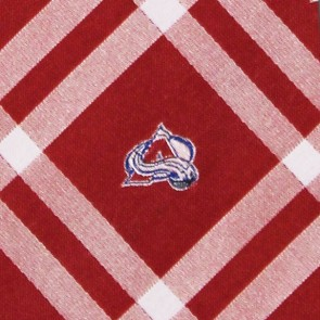 NHL Colorado Avalanche Rhodes Necktie