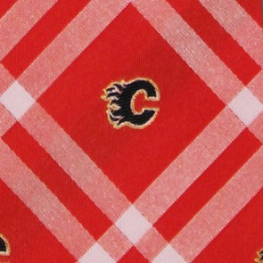 NHL Calgary Flames Rhodes Necktie