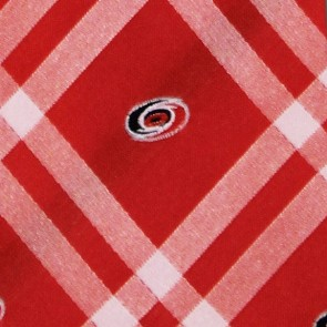 NHL Carolina Hurricanes Rhodes Necktie