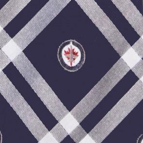 NHL Winnipeg Jets Rhodes Necktie