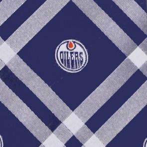 NHL Edmonton Oilers Rhodes Necktie