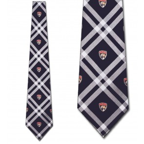 NHL Florida Panthers Rhodes Necktie