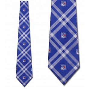 NHL New York Rangers Rhodes Necktie