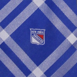 NHL New York Rangers Rhodes Necktie