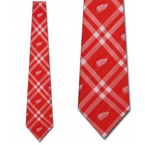 NHL Detroit Red Wings Rhodes Necktie