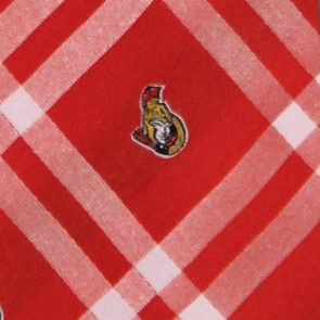 NHL Ottawa Senators Rhodes Necktie